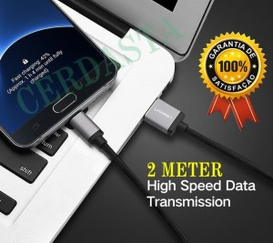 Kabel Data Ugreen 100% Original Micro USB FAST CHARGING