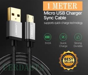 Original Kabel Data Micro USB FAST CHARGING