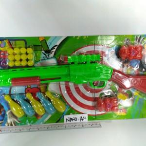 Mainan senapan bola jumbo big ball guns