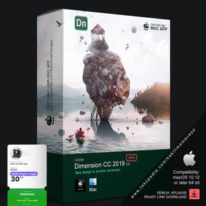 Jual Adobe Dimension CC 2019 v 2 0 for MAC - Kota Gorontalo - Kaki Lima Mac  App   Tokopedia