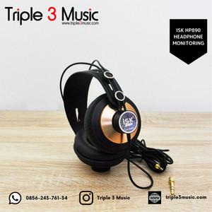 ISK HP 890 HP890 Headphone Flat