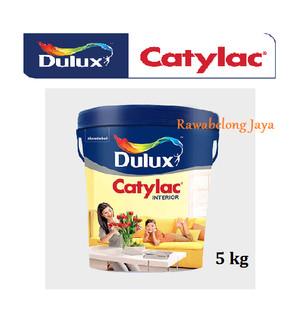Dulux Catylac Interior Galon 5 Kg Shopee Indonesia