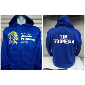 jaket asian games tim indonesia