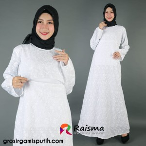 Gamis Cantik, Gamis Putih, Gamis Umroh dan Haji, Gamis Busui
