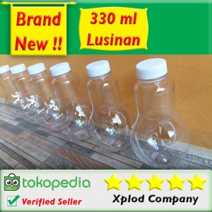 Botol Kemasan Minuman Botol Unik Botol Bentuk Bohlam Untuk Minuman