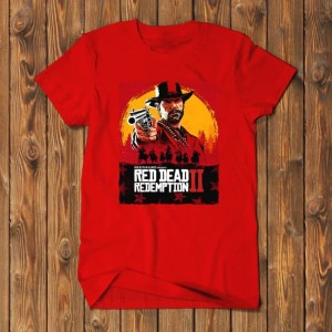 Kaos Red Dead Redemption 2 PS4 Xbox RDR2-04