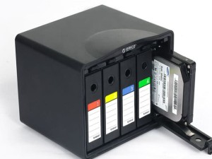 "Orico 5"" HDD PROTECTION BOX"