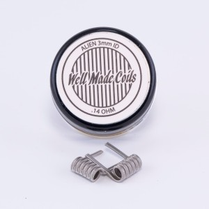 Well Made Coils Alien 3mm