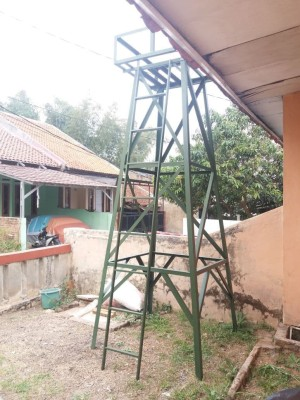Project Dudukan / Tempat Toren