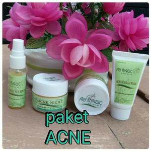 As Magic Cream Acne Series