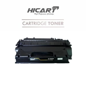 Cartridge Hicart for HP Series CE505X