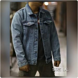 Jaket Jeans Sanwash