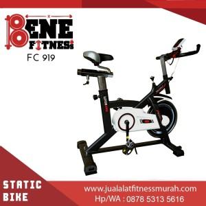 spin bike FC 919 alat fitness olahraga fitnes sepeda statis spinning