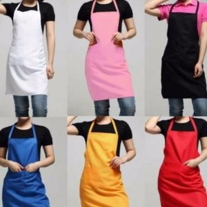 apron chef full celemek masak waterproof anti minyak murah high qulity