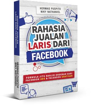 Buku Rahasia Jualan Laris Di Facebook