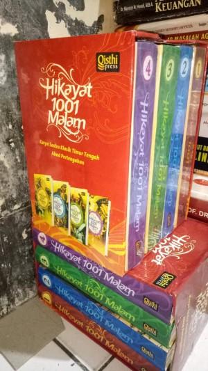 Jual Hikayat 1001 Malam 1set Empat Buku Lengkap Jakarta Barat Barthawax Tokopedia