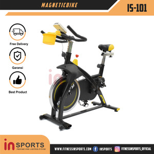 Spinning Bike Sepeda Statis Sepeda Fitness IS-101 Spin Bike Insports
