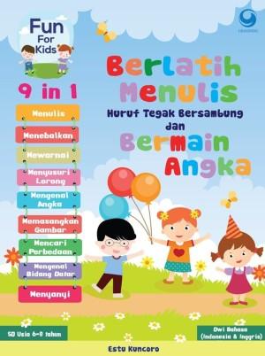 Jual Fun For Kids Berlatih Menulis Huruf Tegak Bersambung Bermain Angka E Jakarta Barat Renatashops Tokopedia