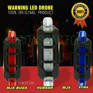 Portabel Lampu Drone LED Light USB Charge