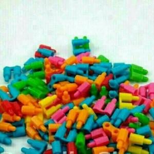 2000pcs Mainan Edukasi Lego Miniset / Lego Roket