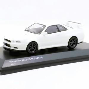 Kyosho Nissan R34 tomica hotwheels pandem majorette matchbox greenligh