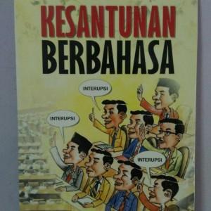 Jual Buku Kesantunan Berbahasa Original Abdul Chaer Kota Yogyakarta Buku Paliz Tokopedia