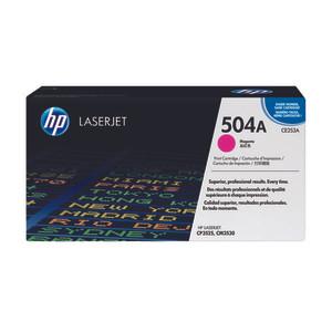HP LaserJet 504A Magenta CE253A Toner Original