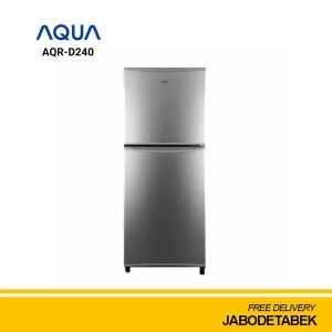 Aqua AQR-D240 Kulkas 2 Pintu [169 L]