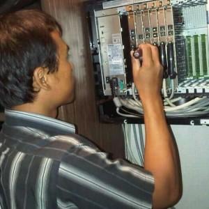 Setting Pabx Panasonic