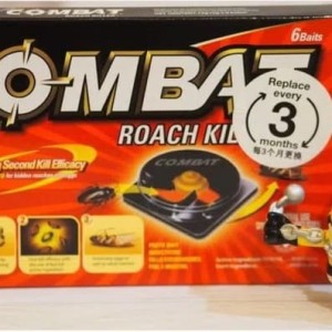 COMBAT ROACH KILLER (AMPUH MEMBASMI KECOA)