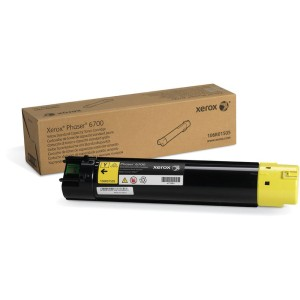 Toner Fuji Xerox Phaser 6700 Yellow | Fuji Xerox Phaser 6700