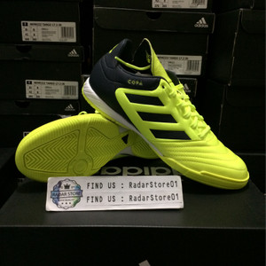 ea76f8d8998 Jual Sepatu Futsal Adidas Copa Tango 17.3 IN Yellow S77147 Olahraga ...