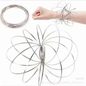 Terbaru Mainan Magic Ring Anti Stress