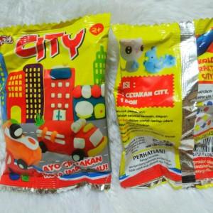 Mainan Lilin Fundoh City