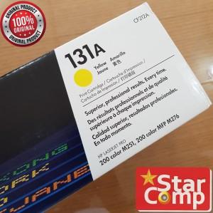HP LaserJet 131A Yellow CF212A Original
