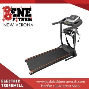 FS VERONA treadmill elektrik alat fitness olahraga lari fitnes