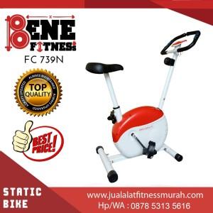FC 739N sepeda statis Magnetik alat fitness olahraga fitnes