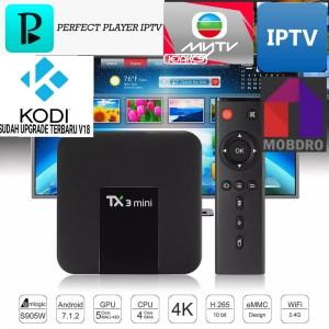 Jual android smart tv box Tanix tx3 tx 3 mini ram 2gb int 16gb android 7 -  Kota Surabaya - electronicpedia | Tokopedia