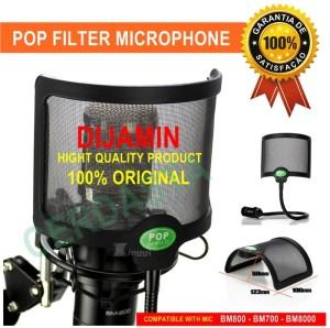 Pop Filter Microphone BM 8000 BM 700 BM 800