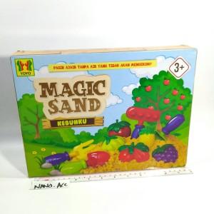 Magic sand fruit farm pasir ajaib kebun buah