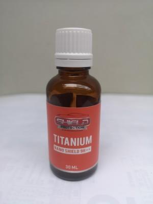 Titanium Nano Shield Protection 9H++ Nano Ceramic Coating Premium