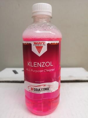 Klenzol - Heavy Duty All Purpose Cleaner 250 mL Repacked Mark V USA