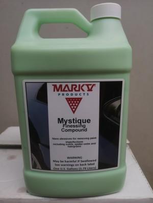 Mystique - Heavy Duty Finessing Glaze 3,7 Liter Mark V USA