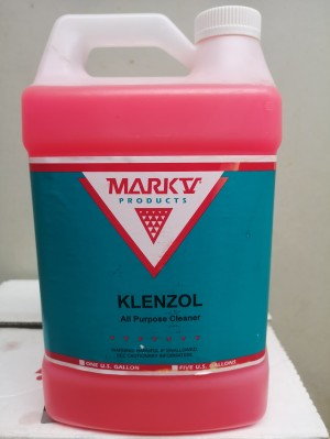 Klenzol - Heavy Duty All Purpose Cleaner 3.7 Liter Mark V USA