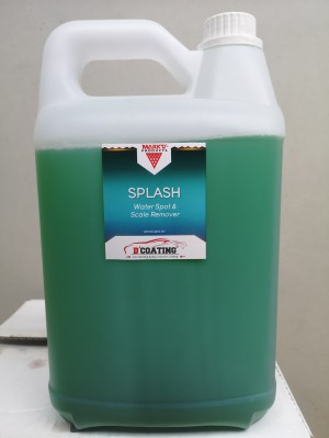 Splash - Water Spot Remover 3.7 Liter Mark V USA Obat Jamur Kaca Body