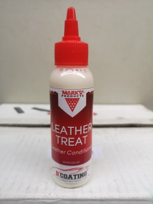 Leather Treat - Leather Conditioner 100 mL Repacked Mark V USA