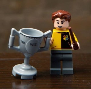 Lego Harry Potter Minifigure Series 71022-12 Cedric Diggory