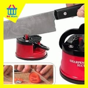 pengasah pisau gunting knife sharpener alat asah dapur rumah tangga