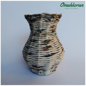 Jual Vas Bunga Daur Ulang Kab Jombang Dewa Craft Tokopedia