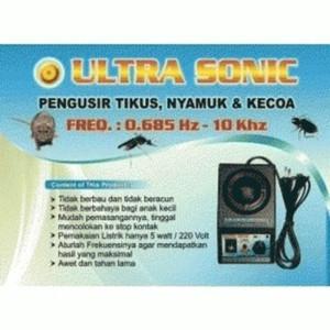 Jual PENGUSIR TIKUS DAN KECOA, NYAMUK / ULTRA SONIC - DKI Jakarta - RAP  STORE7   Tokopedia
